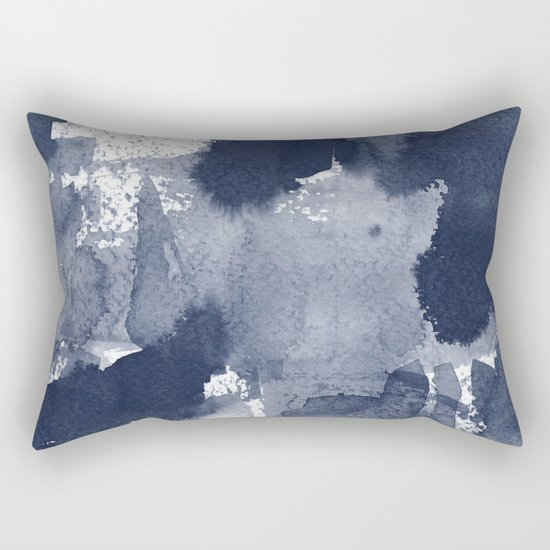 Indigo 2 Rectangular Pillow