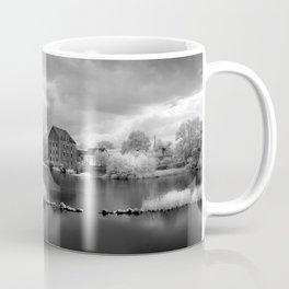 France, A Weir on the Mayenne River (version 2) Coffee Mug
