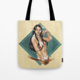 Whitefeather V.2 Tote Bag