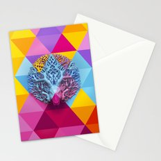 Deer-tree Stationery Cards
