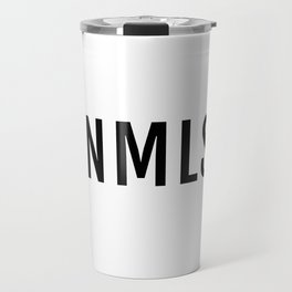 Minimalist Travel Mug
