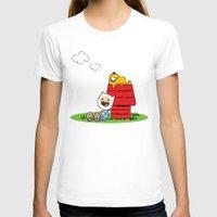 peanuts T-shirts featuring Peanuts time by geminiska