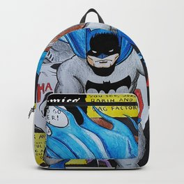 vintage comics Backpack