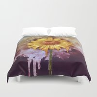 crocodile Duvet Covers featuring Crocodile Tears by George Michael