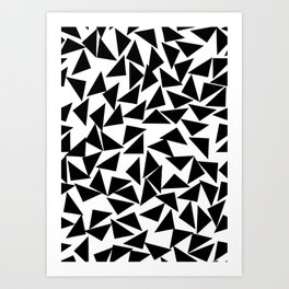 Three Corners Art Print