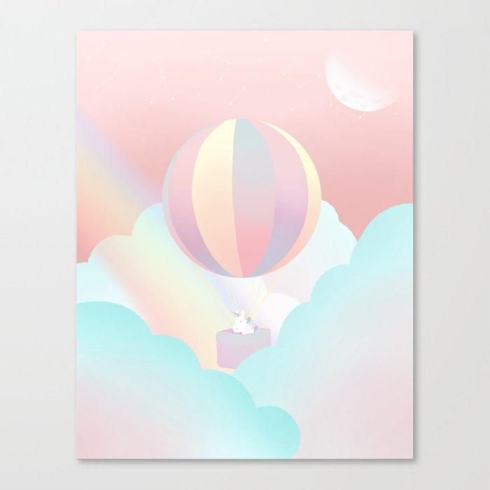 Balloon Leinwanddruck