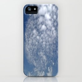 BlueSky iPhone Case