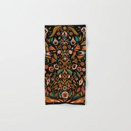 Botanical Print Hand & Bath Towel