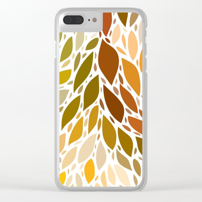 Colors Of The Wind No. 1 Clear iPhone Case