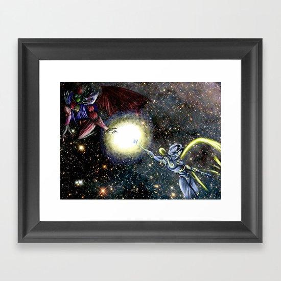 Goods Framed Art Print