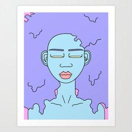 CLOUDLIEN Art Print