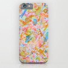 seahorse jockey iPhone 6s Slim Case