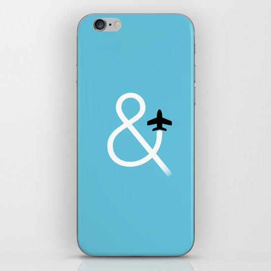 And Fly iPhone & iPod Skin