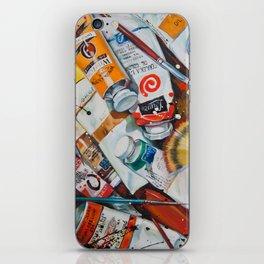 Paint Splash! iPhone Skin