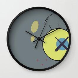 Naive 5 Wall Clock