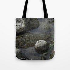 A River Runs Through It Tote Bag