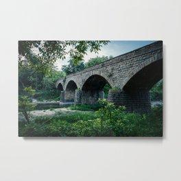 Chekotin bridge Metal Print