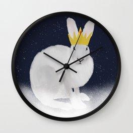 King Hare Wall Clock