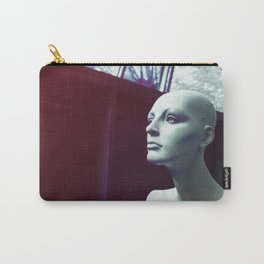 Mannequin in profile Carry-All Pouch
