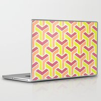 arrows Laptop & iPad Skins featuring Arrows by Zeke Tucker