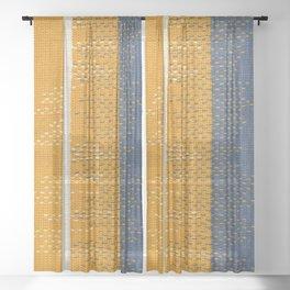 Yarns: Reflections Sheer Curtain