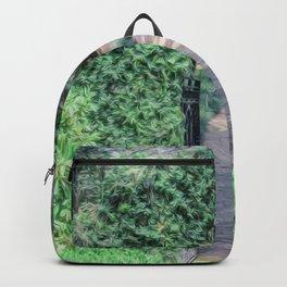 A Secret Doorway Backpack