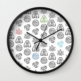 Understanding Will Make You Become Whole Wall Clock