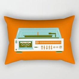 Mix Tape - I love the 80s Rectangular Pillow