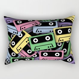 80's Kicks! Rectangular Pillow
