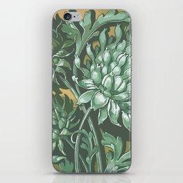 Royal Thistle iPhone Skin