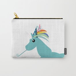 Arthur, the Unicorn, likes to party Carry-All Pouch