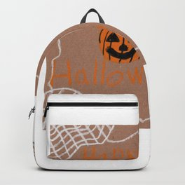 Spider's Halloween Backpack