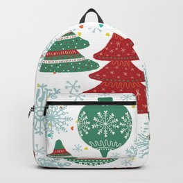 Christmas Pattern 04 Backpack