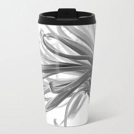 Spider Mum Black and White 2 Travel Mug