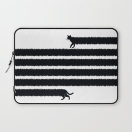 (Very) Mad Cat Laptop Sleeve