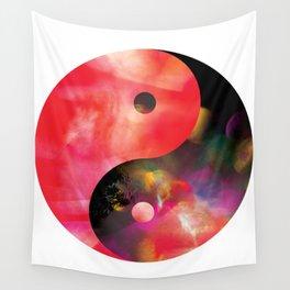 Yin and Yang Wall Tapestry