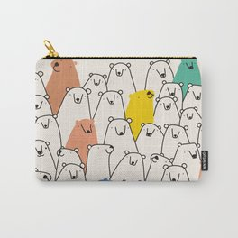 Bears party Carry-All Pouch