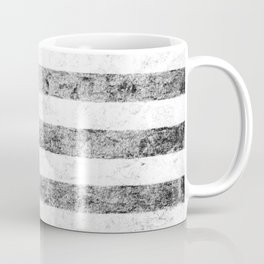 Grunge American Flag Coffee Mug