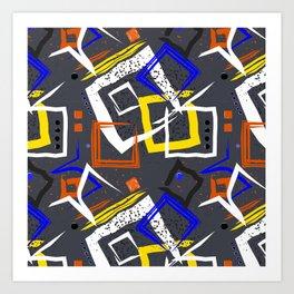 What A Square Art Print