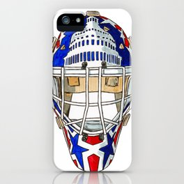 Beaupre - Mask 1 iPhone Case