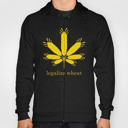 Legalize Wheat Hoody