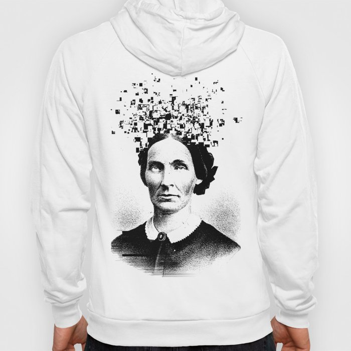For Mrs Hubbard something changes Hoody