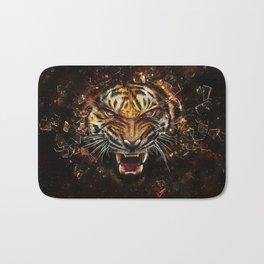 Tiger Roar Bath Mat