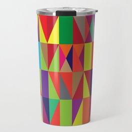 Geometric No. 10 Travel Mug
