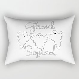 Ghoul Squad | Ghosts Rectangular Pillow