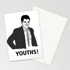 Youths! Stationery Cards