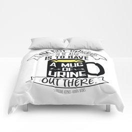 Mug of Urine Comforters