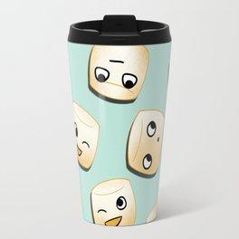 Marshmallows Travel Mug