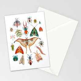 Beetles of the World Stationery Cards