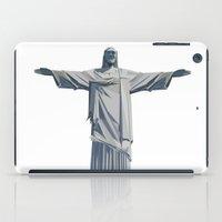 rio iPad Cases featuring RIO by burga
